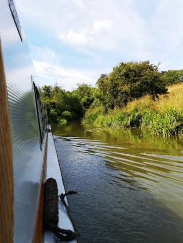 Barge Weekend break Boutique Narrowboats 42